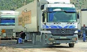 السواح: قريبا مستودعات لتجميع المنتجات السورية في احد البلدان القريبة
