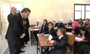 وزير التربية : اللغة الروسية في المدارس بداية العام الدراسي القادم