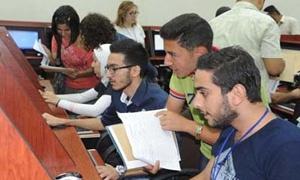 جامعة دمشق تؤجل دوام برامج التعليم المفتوح المقررة اليوم السبت