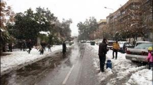 حالة الطرق العامة نتيجة الأحوال الجوية السائدة في المحافظات