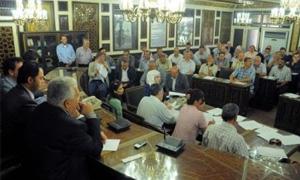 مجلس محافظة دمشق: ضبط مواد غذائية مغشوشة ومنظفات ممزوجة بالملح