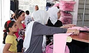 الاستهلاكية بدمشق تعلن عن  حسومات حتى 65 بالمئة على الألبسة المدرسية ومستلزماتها