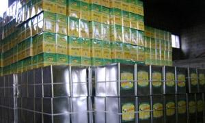 تقرير: سعر صفيحة زيت الزيتون يزيد عن 80% من متوسط دخل العامل الحكومي