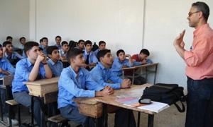 مدير تربية حلب: 80% نسبة الدوام في المدارس و97% للمعلمين والإداريين