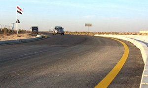 المواصلات تبدأ بمشروع الربط الطرقي لعدرا الصناعية مع اتوستراد دمشق حمص بتكلفة تتجاوز 400مليون ليرة