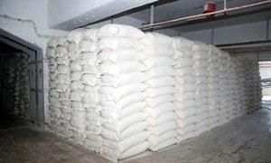 التجارة الخارجية تسلم أكثر من 144 ألف طن سكر و 6700 طن رز للخزن والاستهلاكية