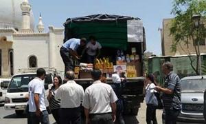 محافظة دمشق تطلق 30 موقعاً لتوزيع المواد والسلع الغذائية على المواطنين بالسعر المدعوم
