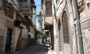 إعـداد الـكود الهندسي لإعادة ترميم وتـأهيل مباني دمشق القديمة