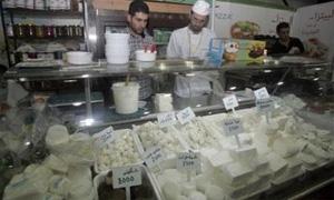 حناوي: سلسلة ارتفاع أسعار مشتقات الحليب تبدأ من ارتفاع سعره