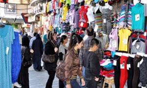 أسعار الألبسة تسجل ارتفاع يفوق 100% قبيل حلول عيد الفطر.. والحلويات تواصل الصعود