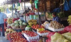 في طرطوس.. أسعار الخضار والفواكه ترتفع وصحن البيض عند 600 ليرة