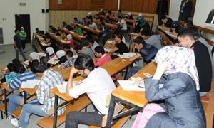 جامعة دمشق: تخفيض رسوم المادة الراسبة وإضافة علامات مساعدة للطالب مجرد مداولات