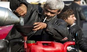 نقيب عمال النفط: القطاع الخاص هو من يقف وراء تهريب المازوت للسوق السوداء