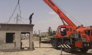 دمشق: ورشات تصليح السيارات إلى حوش بلاس في غضون أسبوع