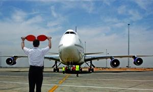 شركة سوريّة تحصل على ترخيص للنقل الجوي