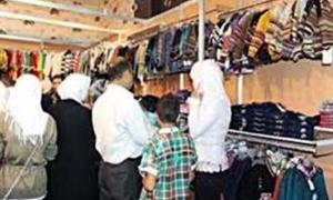 صالات سندس تتطرح حسومات 60% على الألبسة بمناسبة عيد الفطر..و 615 مليون مبيعاتها في 6أشهر