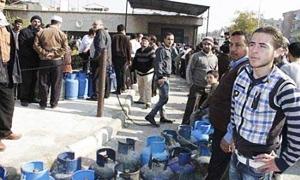 محافظة دمشق تبحث آلية جديدة لتوزيع الغاز والمحروقات قريباً