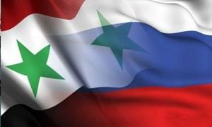 روسيا تعلن موافقتها على اتفاقية التعاون مع سورية في