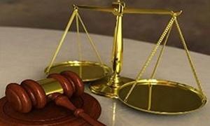وزارة العدل تقول أن  المحاكمات تسير وفقا للأصول الدستورية والقانونية