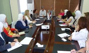 تشكيل مجلس سيدات الأعمال في سورية برئاسة