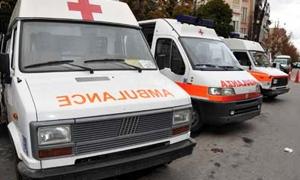 جمارك اللاذقية تضبط أربع سيارات إسعاف مجهزة بمشفى ميداني