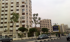 غرف مسبقة الصنع للمهجرين في حماة