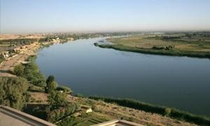 وزير الموارد المائية: نعمل على استجرار مياه مصفاة الفرقلس من بحيرة قطنية بدلاً من الفرات