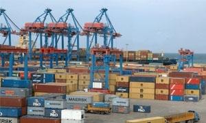 التجارة الخارجية: 670 مليون يورو مستورداتنا من المواد التموينية والسلع الأساسية في 2015