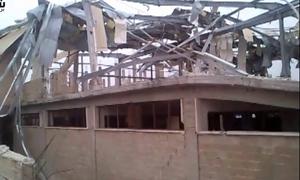 غرفة صناعة حلب تسعى لحماية المنشآت الصناعية
