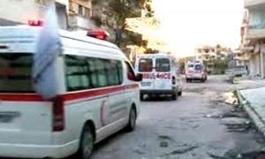 1.2 مليار ليرة قيمة أضرار القطاع الصحي بريف دمشق