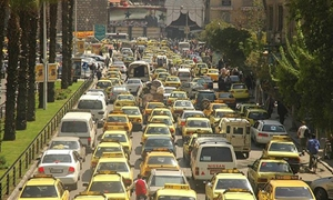 بسبـب ارتفاع أسعار المحـروقات.. توقف حركة السير بين حماة والمحافظات
