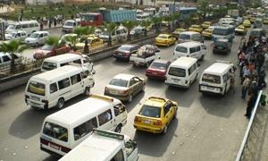 6 آلاف مركبة جديدة في سورية خلال 2014..النقل:5.8 مليارات ليرة قيمةرسوم نقل وتسجيل ملكية المركبات