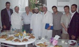 بنك سورية الإسلامي يقيم حفل إفطار لجمعية المساعدة الخيرية