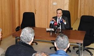 وزير الكهرباء: الكهرباء ستعود الى المنطقة الجنوبية من دمشق بشكل كامل غداً صباحاً على أبعد تقدير