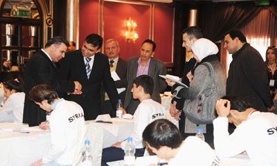 سورية تشارك في الأولمبياد العلمي في أندونيسيا