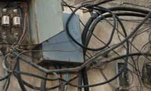 بقيمة 170 مليون ليرة.. أكثر من 5 آلاف ضبط سرقة كهرباء في سورية منذ بداية العام ولغاية شباط الماضي