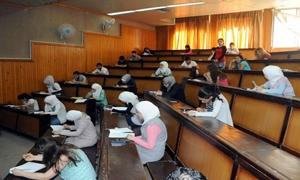 جامعة دمشق تعلن الحدود الدنيا للقبول في نظام التعليم المفتوح