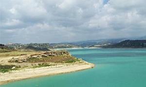 استبدال خط الجر الثاني لمدينة اللاذقية من مياه السن