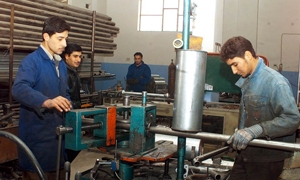 بدور: 1120 منشأة تعمل في عدرا الصناعية ونسبة صادرات عدد منها تفوق 60%