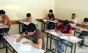 7 كانون الثاني امتحانات التعليم الأساسي والثانوي و18 العطلة الانتصافية