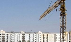 يضم 16 وحدة سكنية.. شركة البناء والتعمير بحمص: تنفيذ 80 %من مشروع مساكن الاقامة المؤقتة
