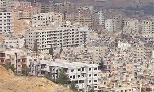 هيئة الاستثمار  تختار 10 عقارات لإحداثها كمناطق تطوير عقاري في ريف دمشق