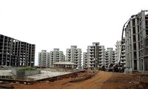 انخفاض عدد المشاريع الاستثمارية إلى 45 مشروعاُ بنسبة تراجع 75.2% عام 2012