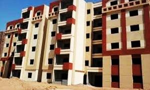 فتح باب الاكتتاب لـ22 ألف مسكن عمالي..مؤسسة الإسكان: 9آلاف مسكن مشغول من المهجرين