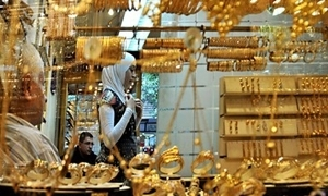 سعر قياسي جديد للذهب في سورية والغرام يقفز 800 ليرة خلال شهر..أسعار الذهب والفضة ليوم الأحد 25-10-2015