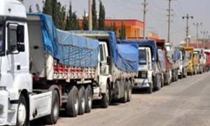 اقتصاد حلب تمنح 289 إجازة استيراد بقيمة 36.7 مليون دولار خلال الربع الاول لعام 2014