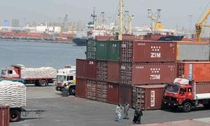 عثمان: خفض تكاليف الشحن إلى أقل من النصف بين سورية وروسيا