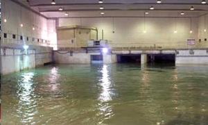 حريدين: اكتشاف مصادر جديدة لمياه الشرب في ريف دمشق توفر 500 متر مكعب بالساعة