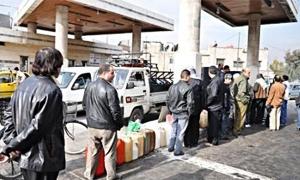 تراجع الطلب على المازوت في محروقات ريف دمشق بنسبة 400% في الربع الأول