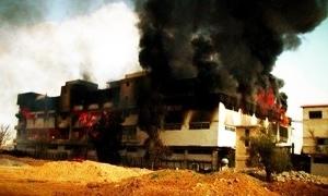 القطاع الصحي الحكومي يسجل تدمير 717 مشفى ومركز صحي